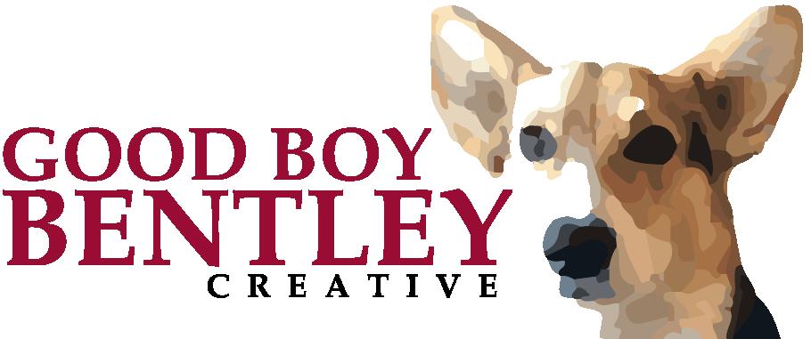 Good Boy Bentley site logo